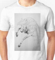"""""""Wild & Untamed"""" - Graphite Sketch Unisex T-Shirt"""
