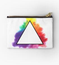 Rainbow Triangle Studio Pouch