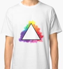 Rainbow Triangle Classic T-Shirt