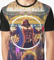 Mr. Fight Money Graphic T-Shirt