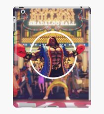 Mr. Fight Money iPad Case/Skin