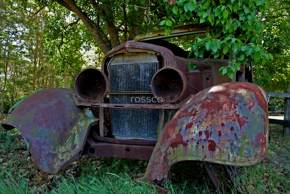End Of The Road by rossco