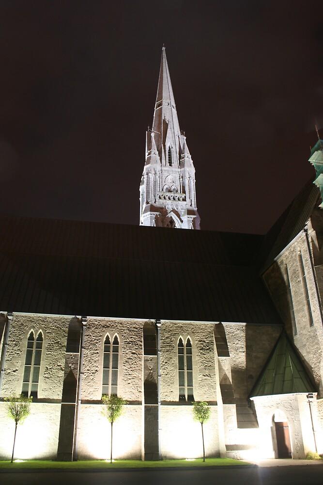 st johns cathedral by Alma Ní Chuinn