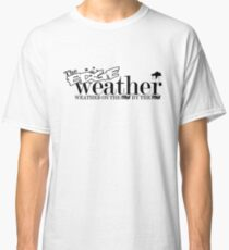The Edge Weather Classic T-Shirt