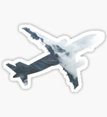Rough Landing Sticker