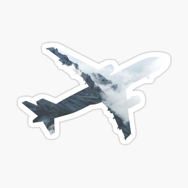 Rough Landing Sticker