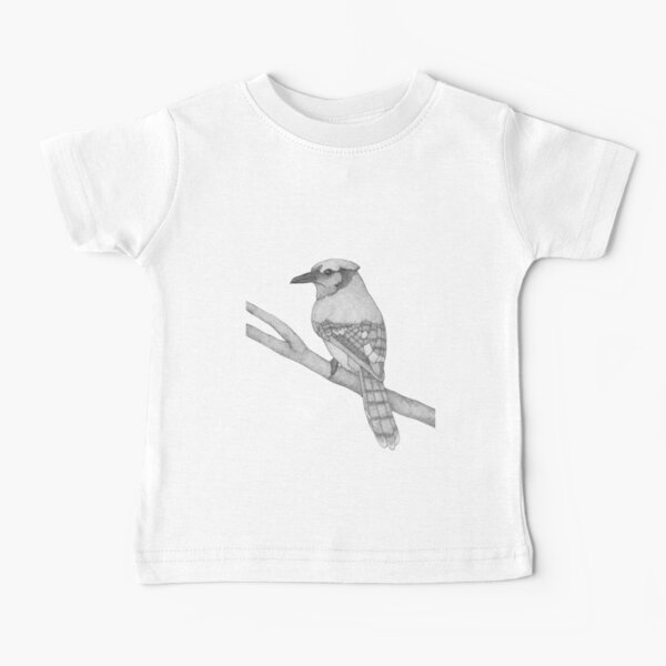 A bird named Hans Baby T-Shirt