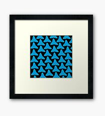 Pattern #20 Framed Print
