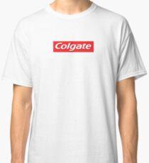 Supreme Colgate Parody Classic T-Shirt