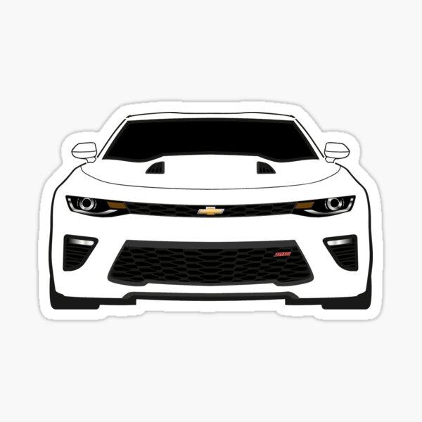 Camaro SS Sticker