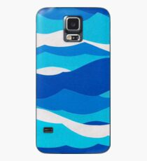 Waves Case/Skin for Samsung Galaxy