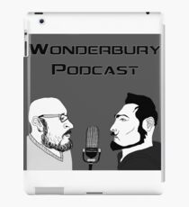 Wonderbury Podcast iPad Case/Skin