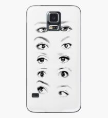 in the end, they break my heart.  Case/Skin for Samsung Galaxy