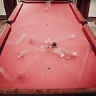Pool table: Physics in motion by capturition