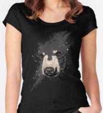 The Hidden Bear Women's Fitted Scoop T-Shirt