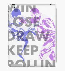 BJJ Jiu Jitsu Judo MMA Mens Womens Kids T-shirt iPad Case/Skin
