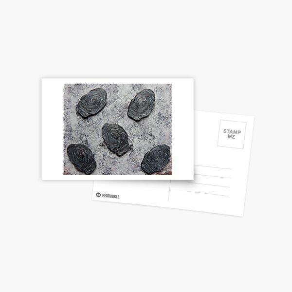 Fingerprints 1  Postcard