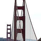 TheGolden Gate Bridge by Sherry Hallemeier