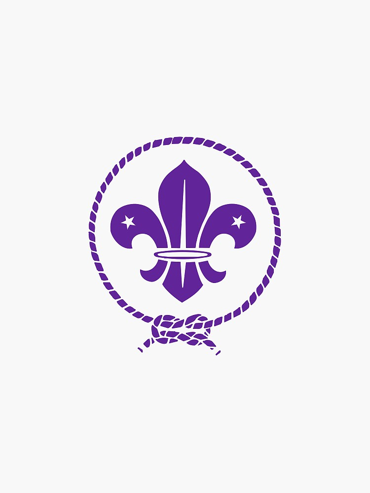 Fleur de Lis World Scout by YellowStarr