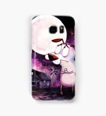 COURAGE - THE THINGS I DO FOR LOVE Samsung Galaxy Case/Skin