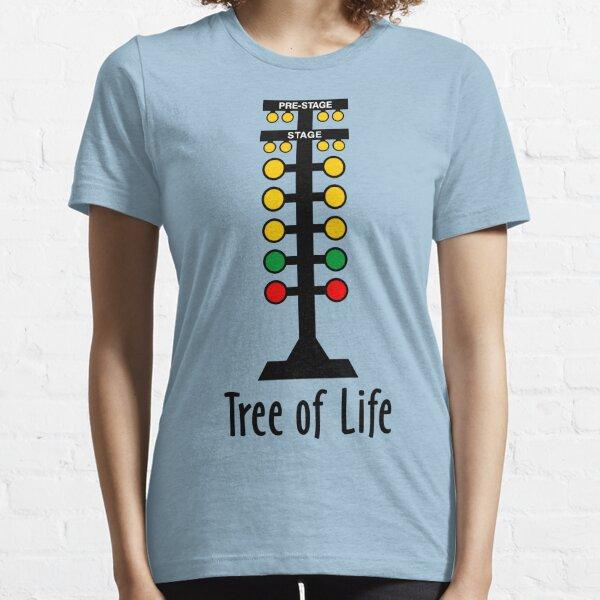 Drag Racing Baum des Lebens Essential T-Shirt