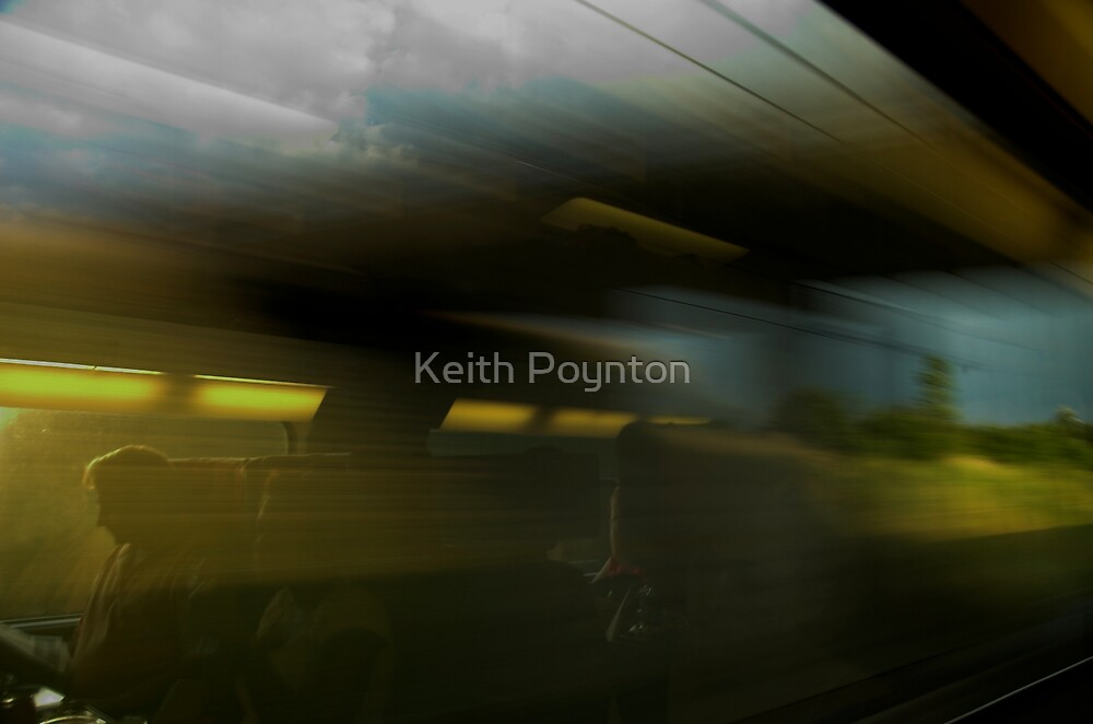 Time Travel by Keith Poynton