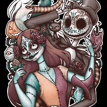 Nightmare de los muertos by restartaggain