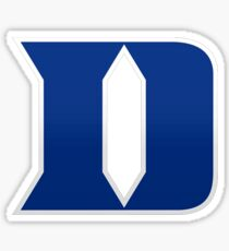 DUKE UNIVERSITY Sticker