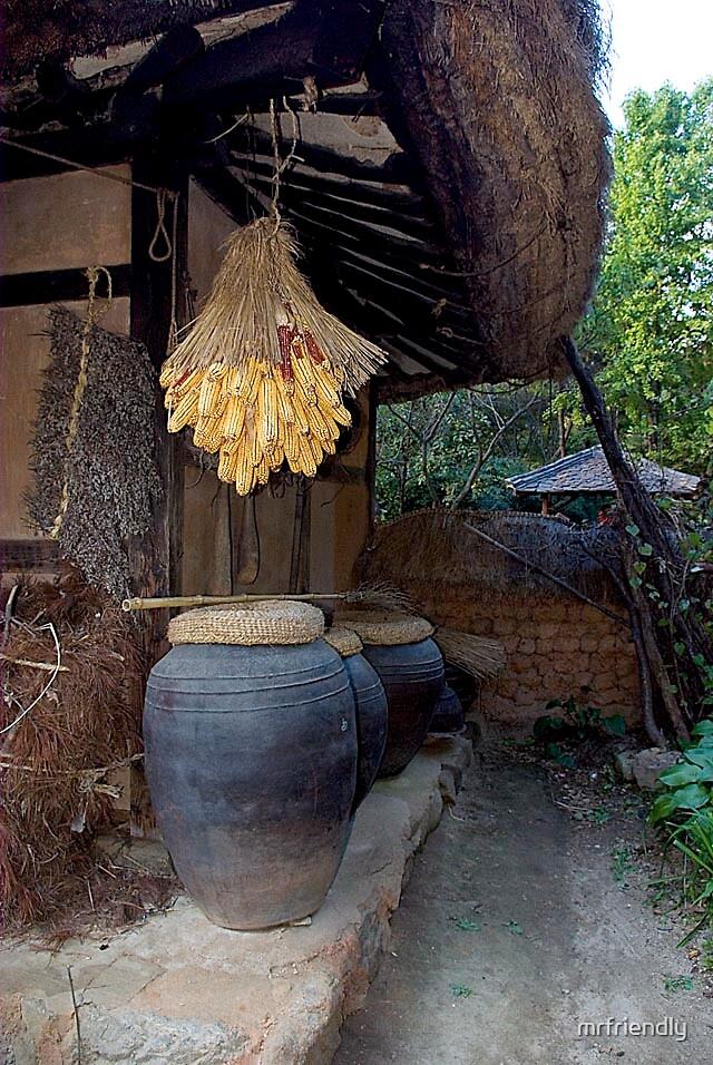 Standing Corn by mrfriendly