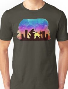 The beauty of a sunset Unisex T-Shirt