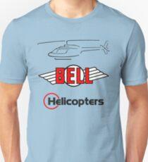 Retro Bell Jet Ranger Unisex T-Shirt
