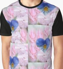 pansy Graphic T-Shirt
