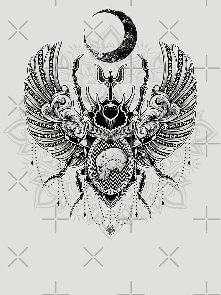 Sacred Scarab by GODZILLARGE
