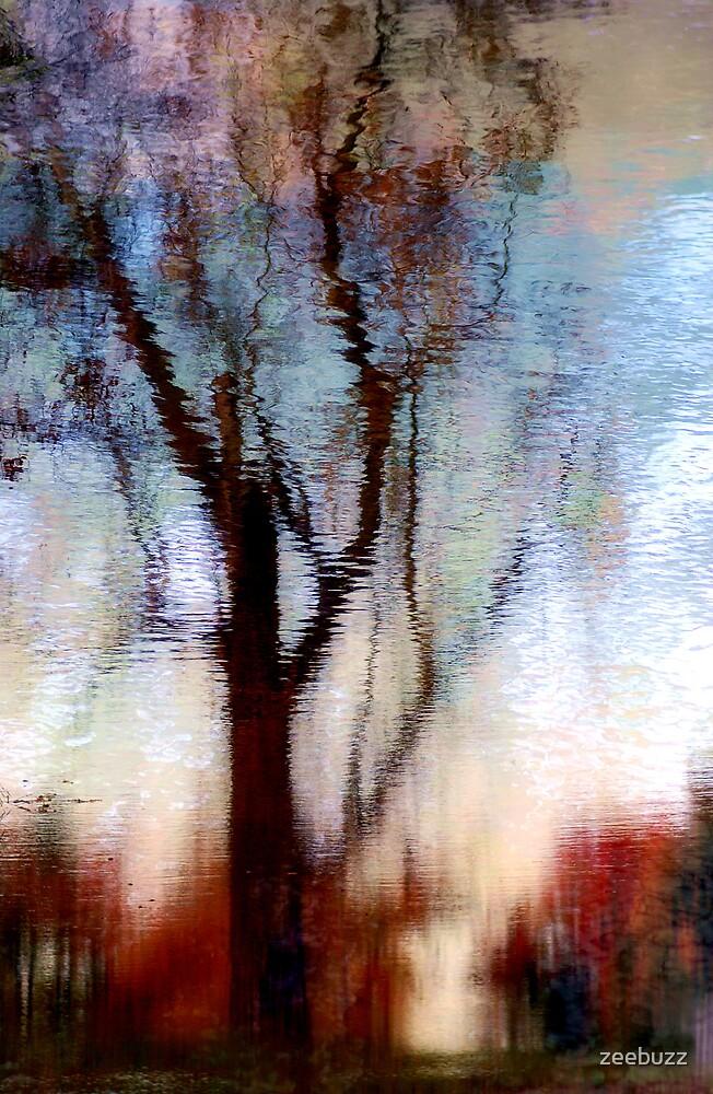 October Tree by zeebuzz