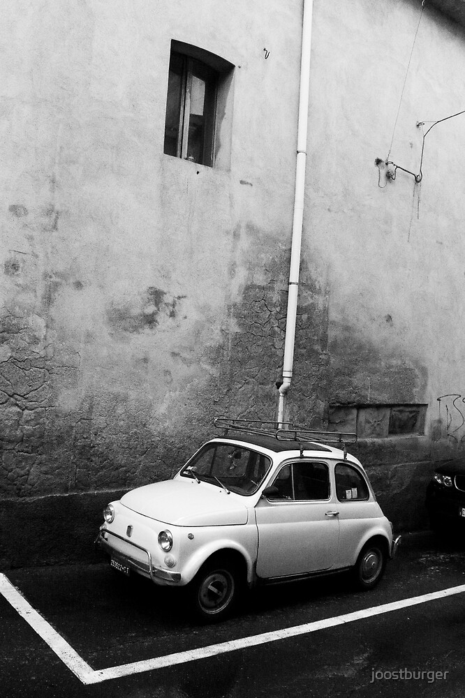 parking, castigliano di sicilia, sicily by joostburger
