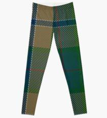Chisholm Colonial Clan/Family Tartan Leggings