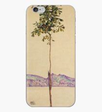 Egon Schiele - Little Tree Chestnut Tree At Lake Constance 1912 iPhone Case