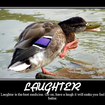 laughter is the best medicine by mistressotdark