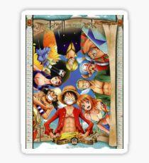 One Piece Sticker