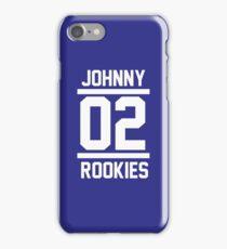JOHNNY 02 ROOKIES iPhone Case/Skin