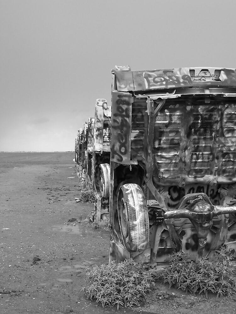 Cadillac Ranch by CynthiaRenee