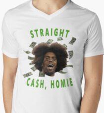 Straight Cash, Homie Men's V-Neck T-Shirt