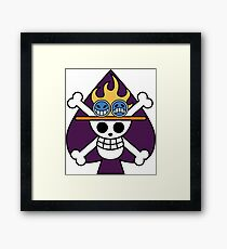 One Piece Framed Print