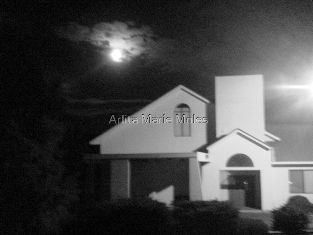 Moon Over Advents by Arlita Marie Moles