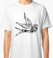Bird Abstract Classic T-Shirt