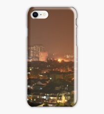 Night view of Hanoi iPhone Case/Skin