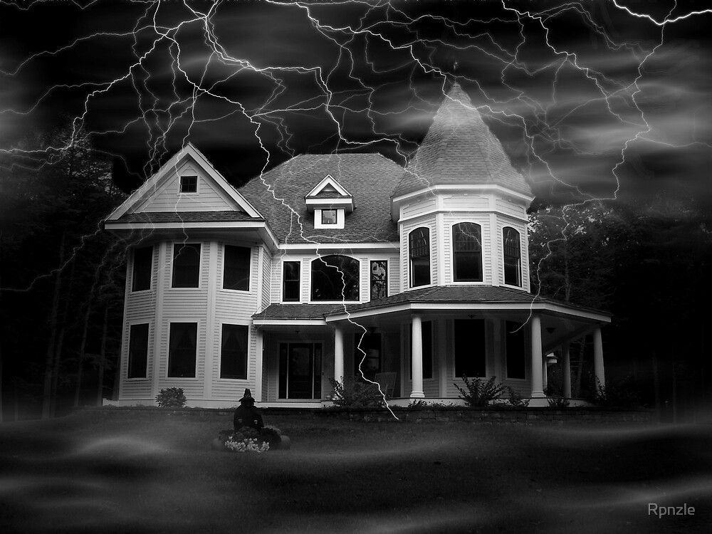 Spookey House!!!!! by Rpnzle