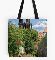 Castle & Cathedral, Meissen, Saxony Tote Bag