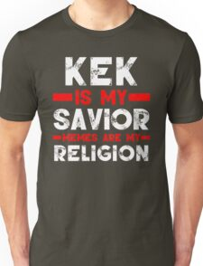 MEMES ARE MY RELIGION Unisex T-Shirt