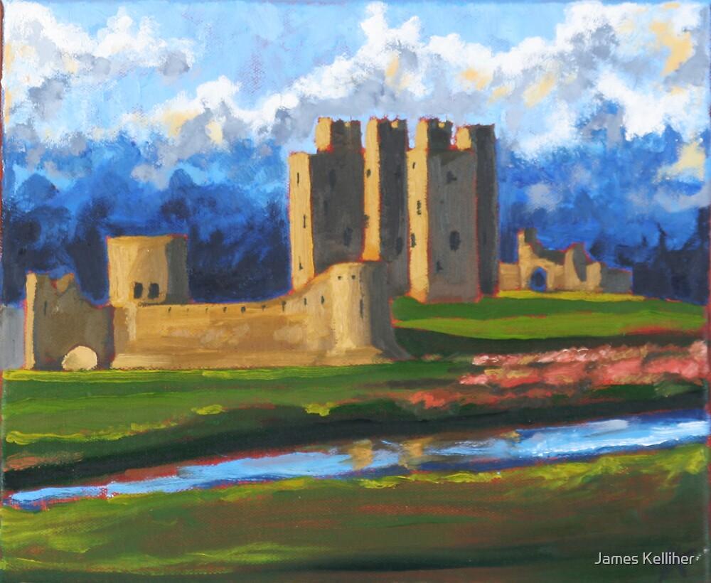Trim Castle by James Kelliher